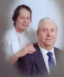Pastors Wayne & Patricia Dailey